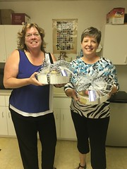 Neptune Society of Northern California, Chico - Delivers Apple Pie Donations for Labor Day