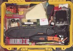 Survival Kit, Medium Size (Rickd248) Tags: prepare alive survive kit survival survivalkit