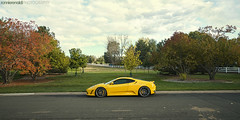 RR430_11Oct2015_03 (ronnierenaldi.com) Tags: rr430 ferrari f430 ronnierenaldi modified modded car cars exotic exotics auto automotive photography photoshoot yellow supercar prancing horse scud 430 giallo modena adv1 wheels adv1wheels ferrari430 ferrarif430 yellowferrari denverferrari scuderia ferrariscuderia exoticcar