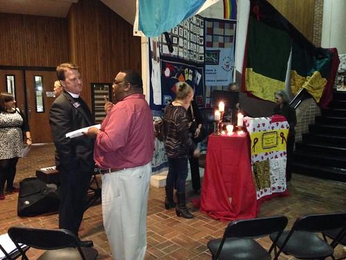 World AIDS Day 2014: USA - Jackson, MS