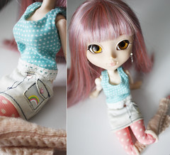 (toraborealis) Tags: cute dolls pullip latte