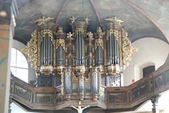 Speyer, Dreifaltigkeitskirche, orgue (Anne L56) Tags: allemagne église speyer orgue