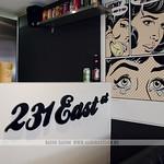 231 East St Gourmet Burgers - Roy Lichtenstein art - Annecy, France