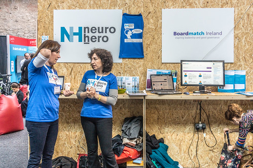 Dr Aviva Cohen: Founder and  CEO Of Neuro Hero [Web Summit 2014] Ref-5023