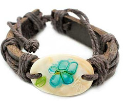 Glimpse of Malibu Blue Bracelet K1 P9510A-4