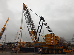Ainscough TC 2800-1 (Jack Westwood) Tags: coventry rigging liebherr terex heavylift heavyhaulage heavycrane ainscough ainscoughcrane ainscoughcranehire terexdemag heavycranes ainscoughheavycranes terexchallenger terextc2800 terextc ainscoughtc craneweldexselecplantcranescranagecrane