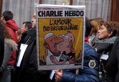 Paris - 11 January 2015 [Explore 11/01/2015] (Sokleine) Tags: paris france freedom republic peace demonstration charlie liberté terrorism manifestation paix 75003 charliehebdo marcherépublicaine