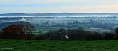Abergavenny (G.B.Photography) Tags: morning sky white tree grass fog wales landscape nikon view cloudy south ngc valley whitecastle castel nikond landscapeseascape d5200 abregavenny abetgavenny