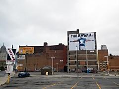 Downtown Detroit (piecesofdetroit) Tags: street art graffiti detroit writers ideal friday brega plzr motorcity niets detroitgraffiti versuz germanfriday piecesofdetroit