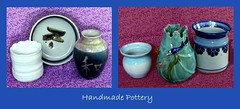 Handmade Pottery (dog.happy.art) Tags: original ceramic ceramics handmade pottery thriftstore