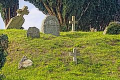 Old Graveyard In Dundrum Ref-5111 (infomatique) Tags: ireland dublin graveyard europe graves historic dundrum williammurphy streetsofdublin infomatique