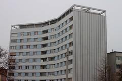 Bulgariplatz, Linz (austrianpsycho) Tags: house building linz haus hochhaus gebaude bulgariplatz