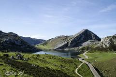 Lago Enol- Covadonga (Loli Melero) Tags: asturias lagos enol