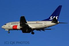 LN-RRZ (CJK PHOTOS) Tags: code aircraft airline type boeing sas information registration sn modes 28295 737683 b736 lnrrz 47836c