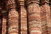 Delhi, Qutb Minar, India (math1404) Tags: india delhi qutubminar hillfort 13thcentury qutbminar capitalregion iltutmish victorytower