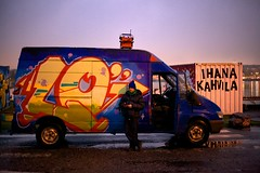 Helsinki Graffiti battle 2014