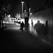 late night shadow