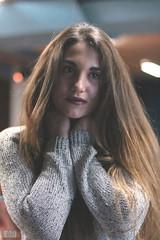 - (Andrea Fanelli-) Tags: portrait girl angel canon logo 50mm bokeh blonde fade