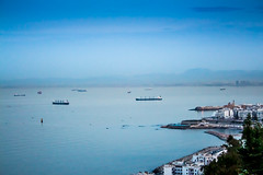 Vue Panoramique Kettani (oussama_infinity) Tags: world camera city sea sky mer nature water night port canon photography algeria photo eau ship image infinity bleu ciel national photograph vue deau geographic algérie panoramique صور alger صورة الجزائر dafrique bologhine oussama mostaganem أسامة كانون kettani bleuciel السماء d650 فوتوغرافي مستغانم canond650