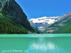 canada05 002a (dibattista) Tags: lake canada mountains montagne britishcolumbia glacier louise laghi ghiacciai