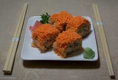"""Sushi Night • <a style=""""font-size:0.8em;"""" href=""""http://www.flickr.com/photos/92159645@N05/16048576949/"""" target=""""_blank"""">View on Flickr</a>"""