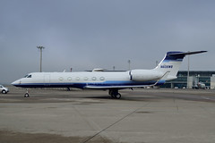 Private - Gulfstream G-V - N608WB (yak_40) Tags: private zrh gulfstreamv n608wb wef2014