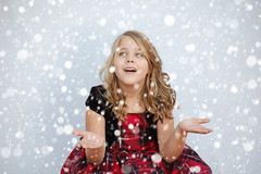 snow (MoniqueSherman) Tags: christmas winter red arizona white holiday snow black cute girl smile face glitter silver wonder outside nose happy jump eyes dress teeth think adorable curls cutie sparkle greeneyes thinking blonde littlegirl snowing christmasdress plaid upclose reddress amazed redandblack plaidpattern tonge plaiddress sparklydress homemadestudio redandblackdress