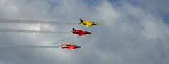 The Gnat Display Team 2014 (iggieboo2009) Tags: red yellow team kevin display rip arrows jacks gnat waddington gnats 2014 whyman xs111 gtimm xr538 grori gmour xr911