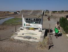 Kenia. Loyangalani. Malabo Resort (escandio) Tags: kenia 2014 loyangalani viajealturkana