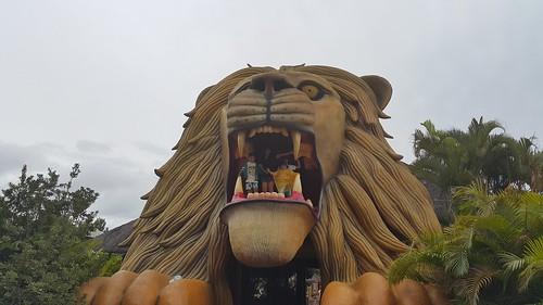 Na boca do leão