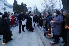 46. Праздник Богоявления в Святогорской Лавре