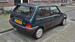 Rover 114 Si 3-Door (sjoerd.wijsman) Tags: auto holland green cars netherlands car rotterdam groen nederland thenetherlands rover voiture vehicle holanda 100 hatch autos paysbas olanda hatchback fahrzeug niederlande 114 zuidholland onk carspotting rover100 carspot 114si rover114 jldl60 sidecode5 21012015 rover114si