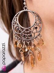 5th Avenue Brown Earrings K2 P5312-3