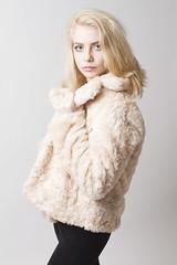 Journey (austinspace) Tags: portrait woman studio washington spokane naturallight blond blonde alienbees
