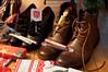 Mom & Dad (Wandering Ilíara) Tags: christmas xmas family house home mom spain shoes holidays dad december presents sweets tradition magi reyesmagos 3wisemen