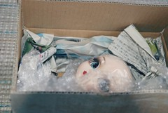 Unboxing (colors_of_vanilla) Tags: queen classical pullip unboxing