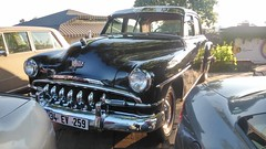 1952 Desoto (Zagorcan) Tags: classic car turkey vintagecar istanbul vehicle mopar oldcar classiccars desoto americancar klasik çamlıca retrocar antika strretcar classicmopar 1952desoto desotodeluxe çamlıcatepesi turkishcar klasikotomobil klasikaraba amerikanaraba