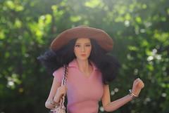 Aya's spring look 4 (HyperLaceAlchemists) Tags: phicen figure girl asian superflexible seamless