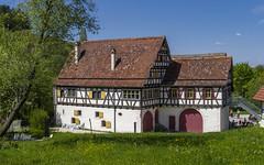 Open air museum Beuren - I (KF-Photo) Tags: owen freilichtmuseum fachwerk 1610 fachwerkhaus beuren hausmannsberger