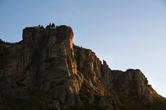 ~ First Light ~ (Tan Andy (Sorry if I did not reply)) Tags: light nature sunrise warm greece meteora kalambaka