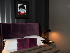 Malmaison Beano-themed Room,  Dundee SAM_4240 (Mike07922, 3.6 Million+ Views - thanks guys) Tags: dundee scotland hotel malmaison