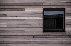 Window 2 (rhfo2o - rick hathaway photography) Tags: wood brick texture window canon reflections kent grain bungalow canoneos7d rhfo2o
