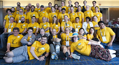 Sprint Mentors Group Photo - DrupalCon New Orleans 2016