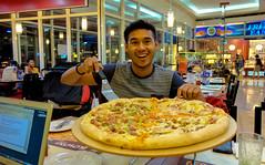 pizza x xmen trip to las vegas (10 of 14) (Rodel Flordeliz) Tags: pizza event potato bloggers pizzahut slices wedges triptolasvegas missphilippines