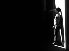 Smoke (The Fresh Feeling Project*) Tags: elcarmen valencia centrohistorico chica contraste fumando humo sombras retrato portrait city streetphoto streetphotography streetphotographer contrast shadow blackandwhite bw bn blancoynegro noiretblanc smoking smoke summer streetportrait