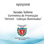 Sess�o Solene 19/05/2016