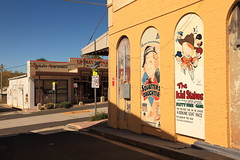 Now Showing (Darren Schiller) Tags: old signs heritage history advertising portland theatre films posters newsouthwales