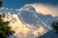 Everest, Nepal (CamelKW) Tags: nepal mountain trekking everest himalayas 2016 mountainpeaks everestpanoram