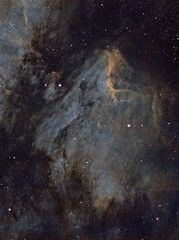 IC5070 Pelican Nebula SHO (frant2012) Tags: nb sho