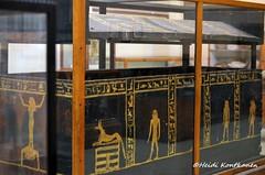 Outer coffin of Maiherpri (konde) Tags: ancient coffin 18thdynasty hieroglyphs valleyofthekings thebes newkingdom maiherpri kv36 maherpra